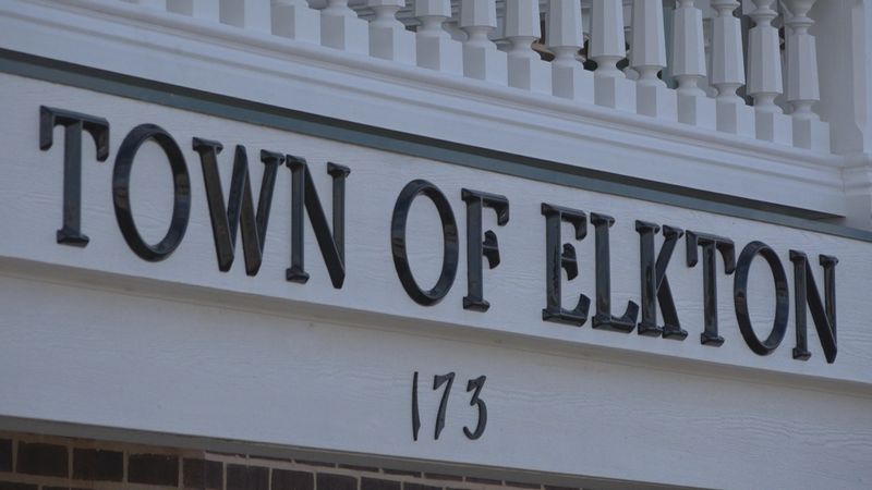 Elkton Town Hall