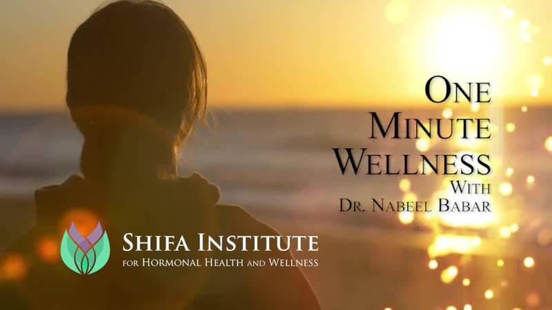 One Minute Wellness 4