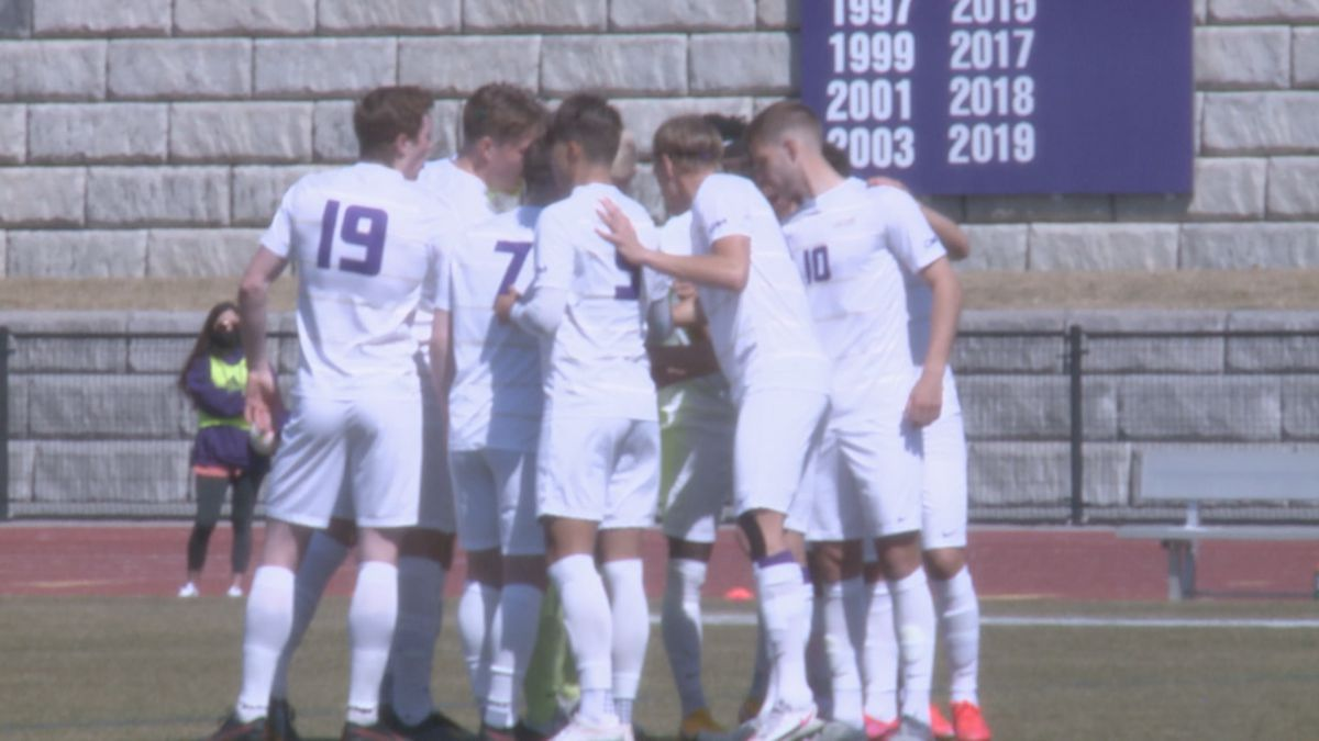 The No. 21 James Madison men's soccer team defeated No. 13 UNCW, 2-0, Friday night in a matchup...