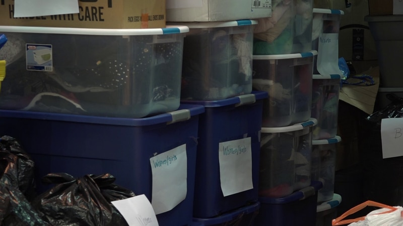 The clothes can be collected by parents and students on Aug. 20 from 3:30 p.m. to 6 p.m. at...