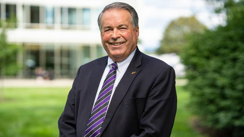 James Madison University announced Charlie King will be retiring later this year.