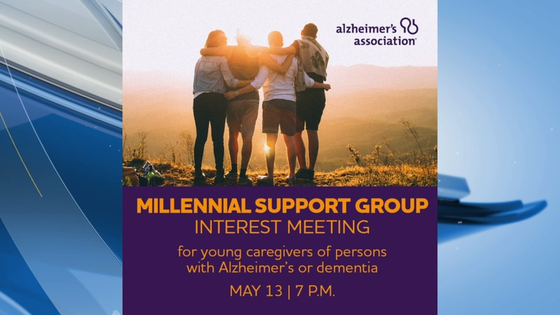 The Alzheimer's Association will be hosting a support group interest meeting on May 13 for...