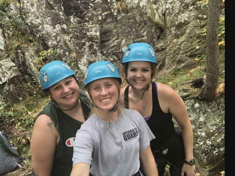 Sport climbing makes Olympic debut