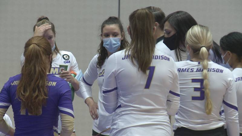 """Our """"State of JMU"""" series takes a look at the James Madison volleyball program."""