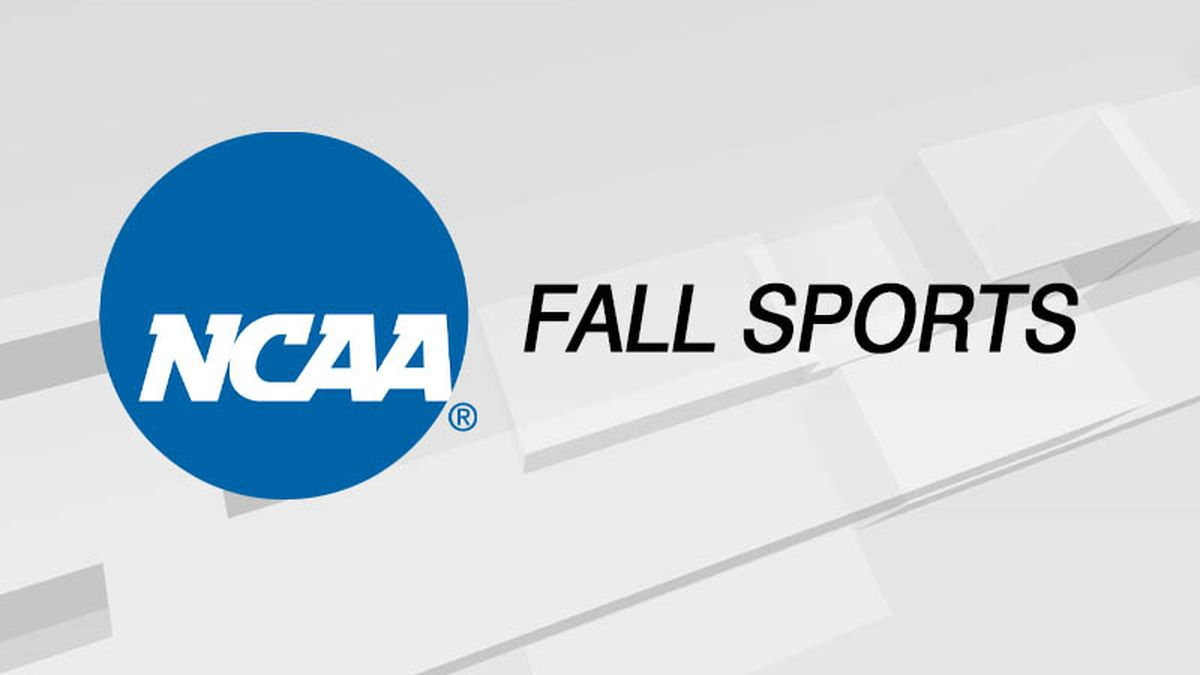 The NCAA announced Wednesday it is leaving the decision about fall sports seasons and championships in 2020 up to each individual division.
