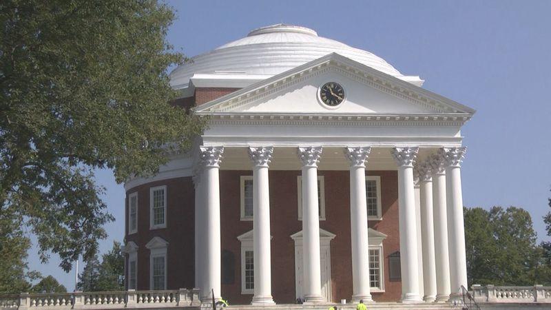 The Rotunda at the University of Virginia.