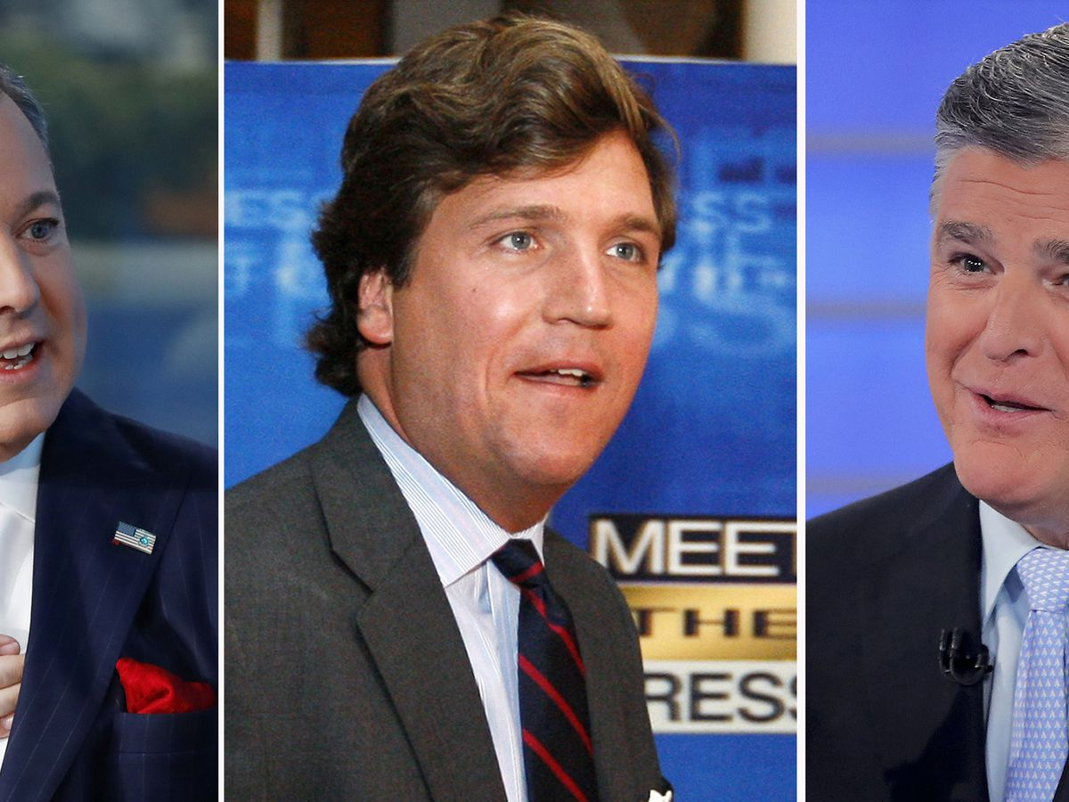 Graphic Fox News Stars Hannity Carlson Others Named In Sexual Harassment Lawsuit