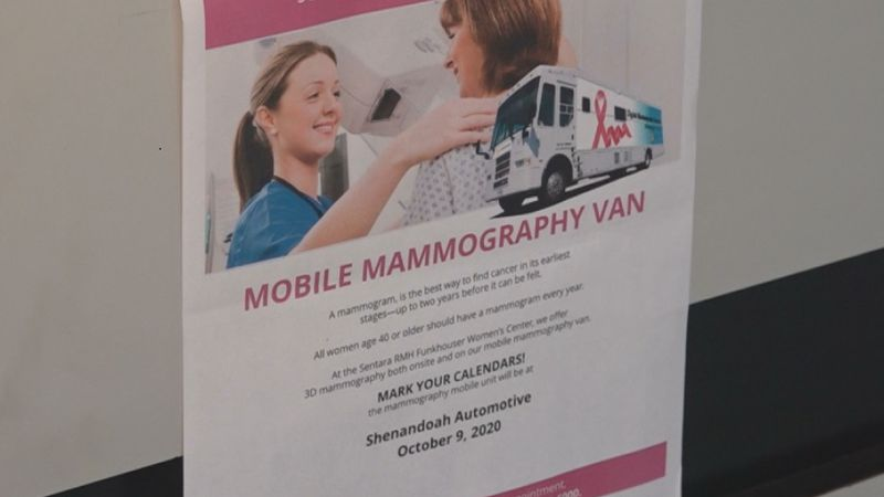 Shenandoah Automotive Free Oil Change Day for breast cancer survivor and fighters.