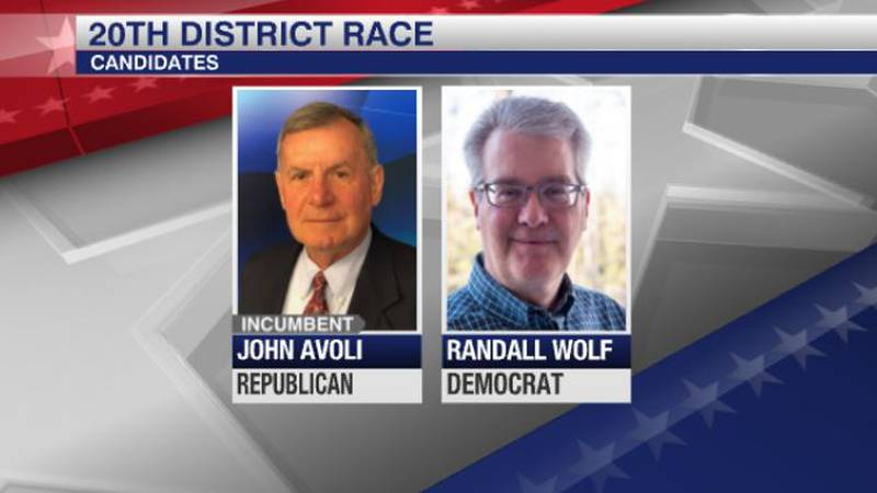 Virginia's 20th District Candidates