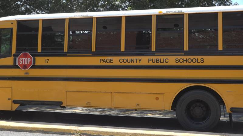 Page County Public Schools had to make some big changes to bus routes on Tuesday due to a...