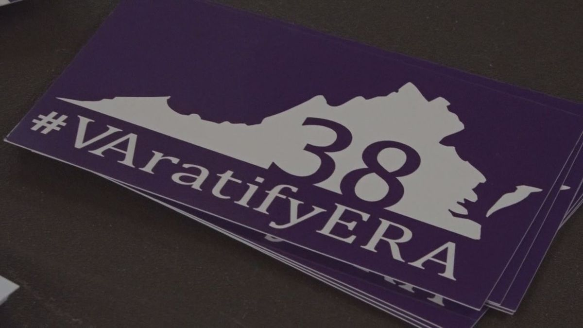 Virginia could be the last state needed to ratify the ERA, but there could still be hurdles even if its supported by the General Assembly. | Credit: WHSV