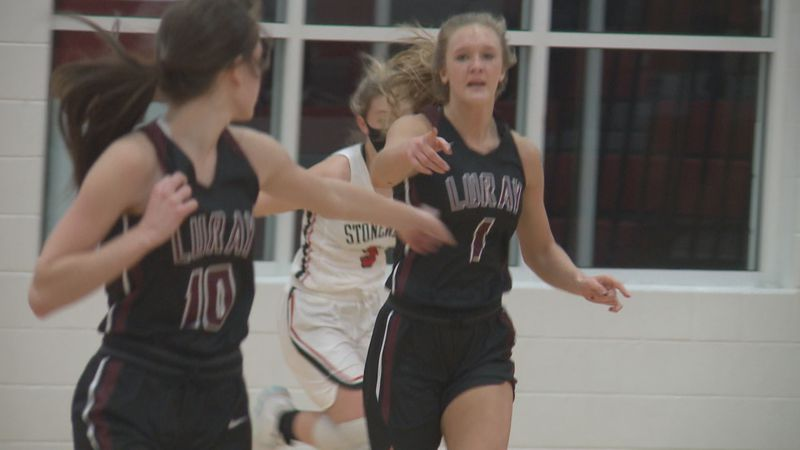 Game of the Week: Luray beats Stonewall Jackson 47-36