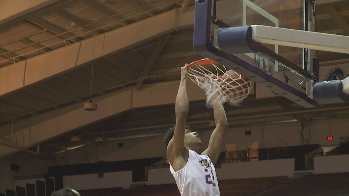 The James Madison men's basketball team defeated Shenandoah, 96-48, Wednesday night at the...