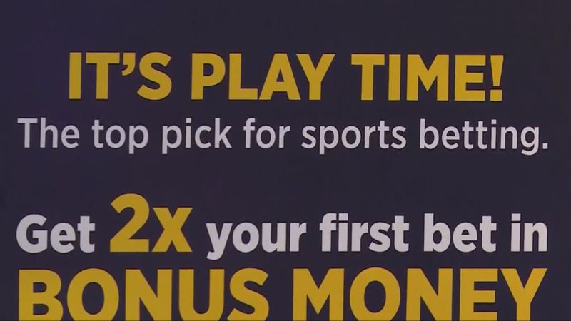 Legal online sports betting could begin in Virginia early next year.
