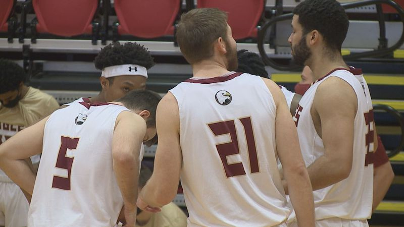 The Bridgewater College men's basketball team opened the 2021 season with a home loss to...