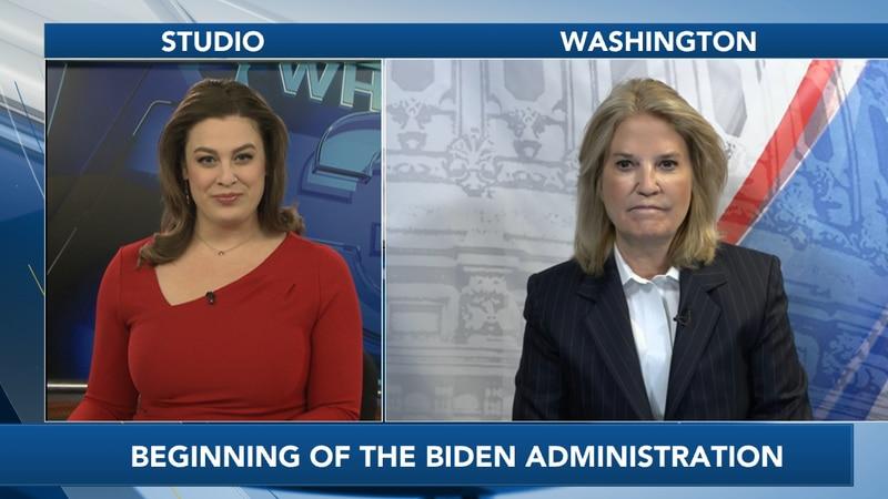 Nina Baratti talks with Greta Van Susteren on Biden's inauguration.