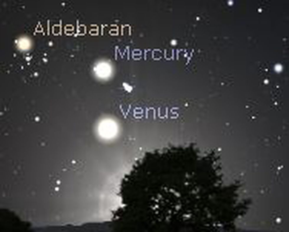 Throughout the month of May, Mercury will be more visible in the sky.