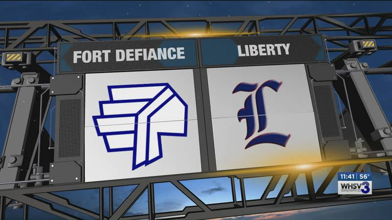Fort Defiance hit the road to play Liberty-Bedford.