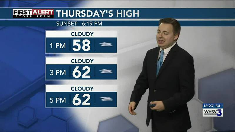 Noon Weather Forecast 10/28/2021
