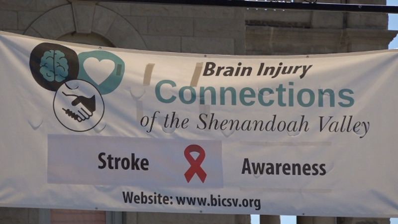 Brain Injury Connections of the Shenandoah Valley is spreading awareness of stroke signs.
