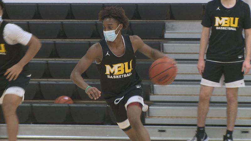 The Mary Baldwin University men's basketball program is preparing to make history.