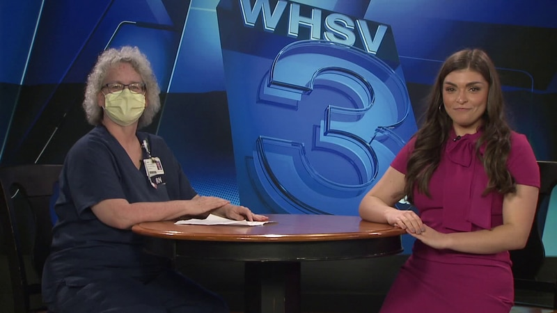 WHSV has partnered with Sentara RMH to better educate you on health topics. This week, Julie...