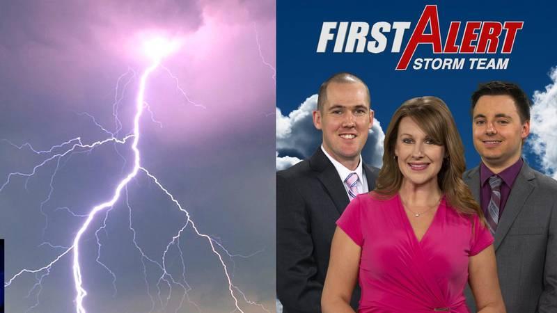 WHSV First Alert Storm Team