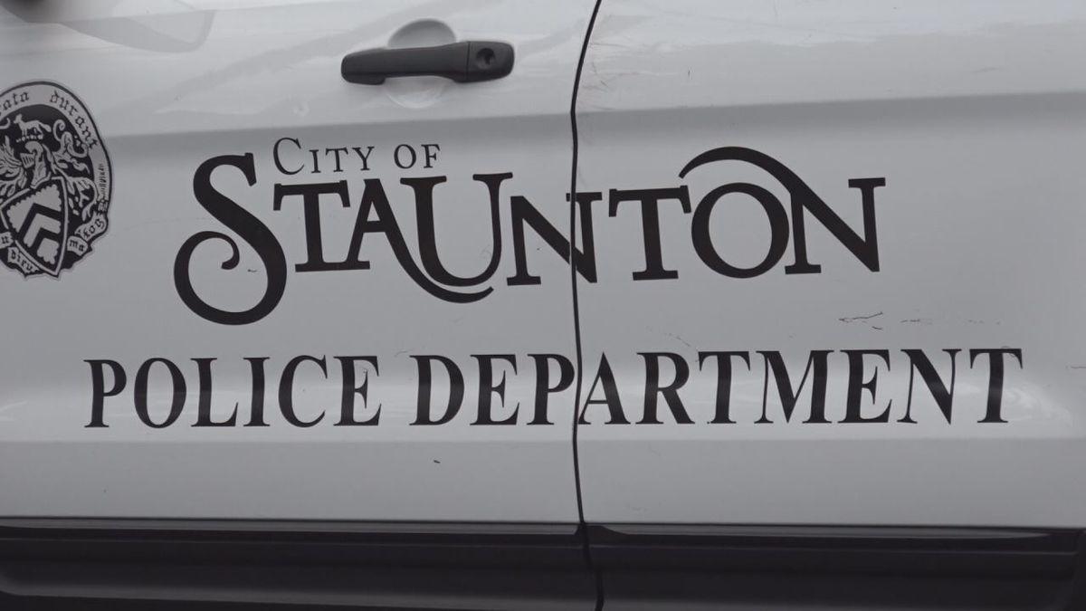 File photo of a Staunton Police car. | Credit: WHSV