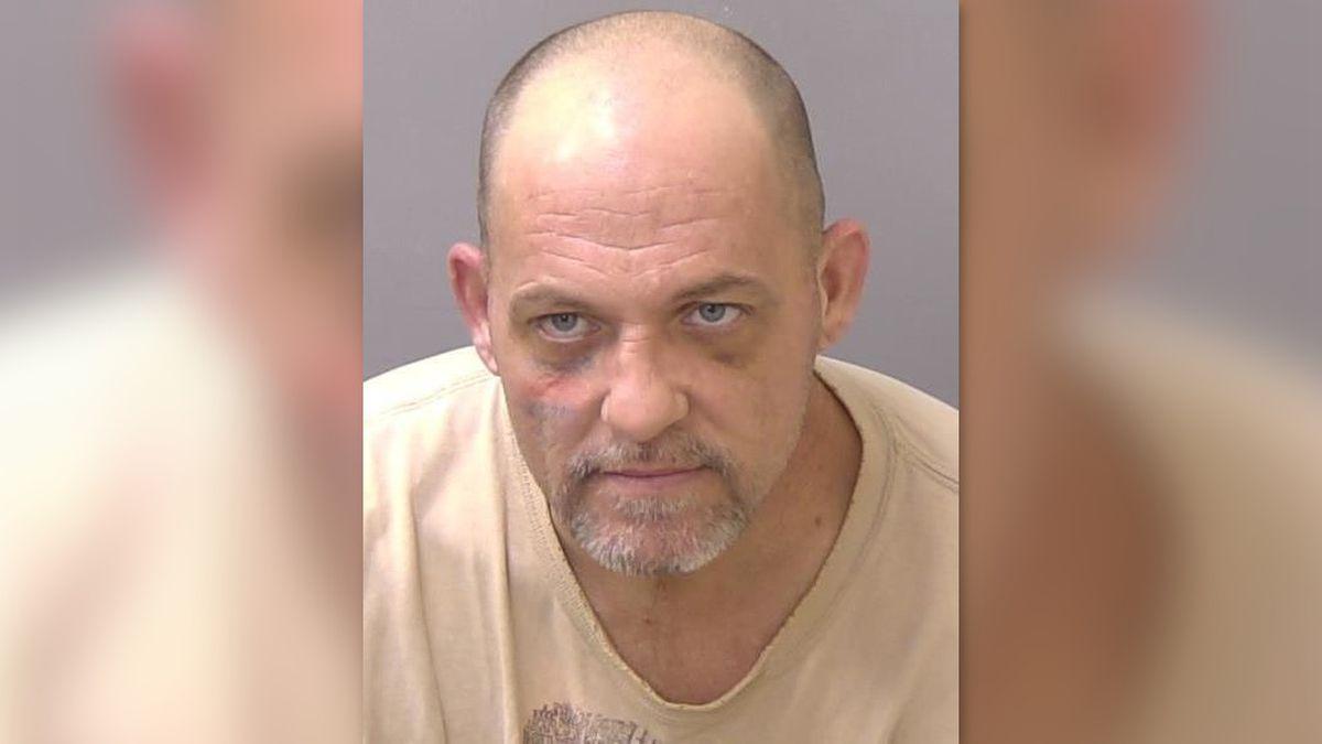 Mugshot of Christopher Parlette provided by Harrisonburg Police Department