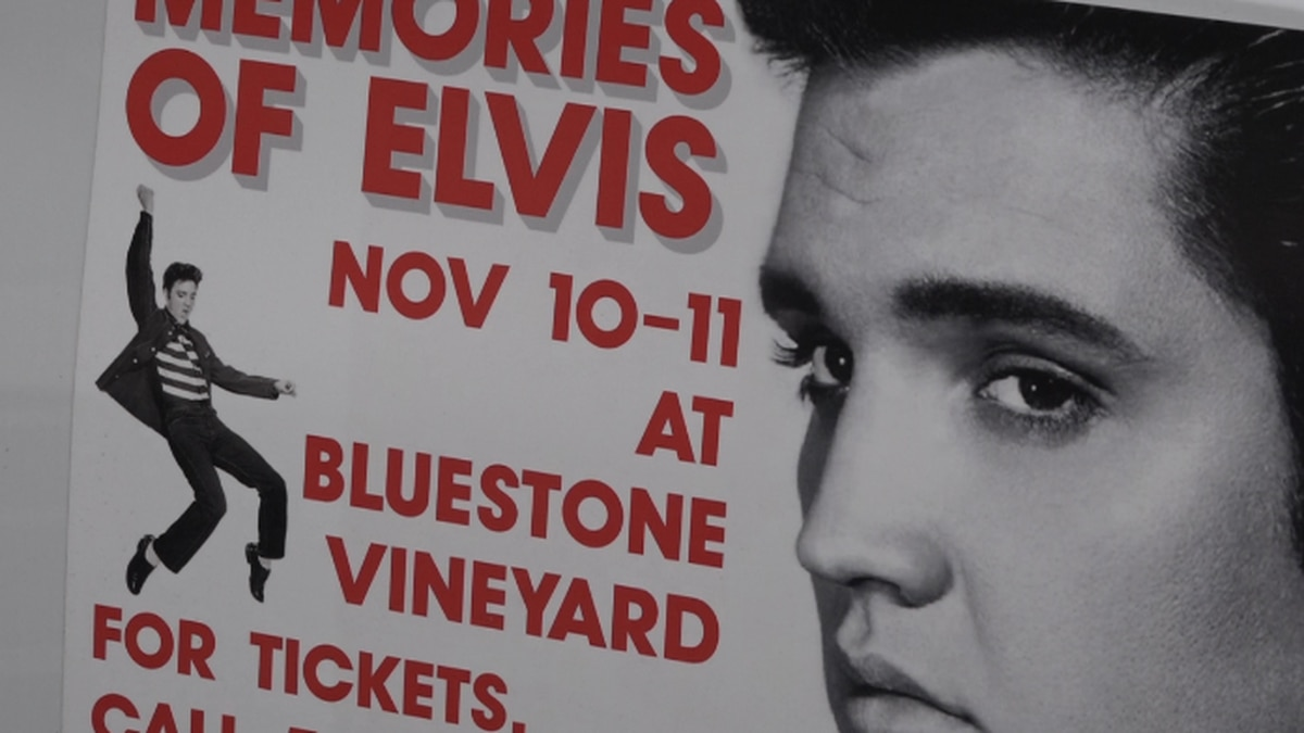 "All proceeds from the ""Memories of Elvis"" show and dinner will be going to Boulder Crest Retreat for Military and Veteran Wellness."