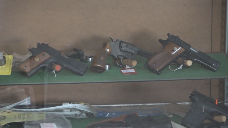 Local gun store owner responds to Biden's new gun control strategy