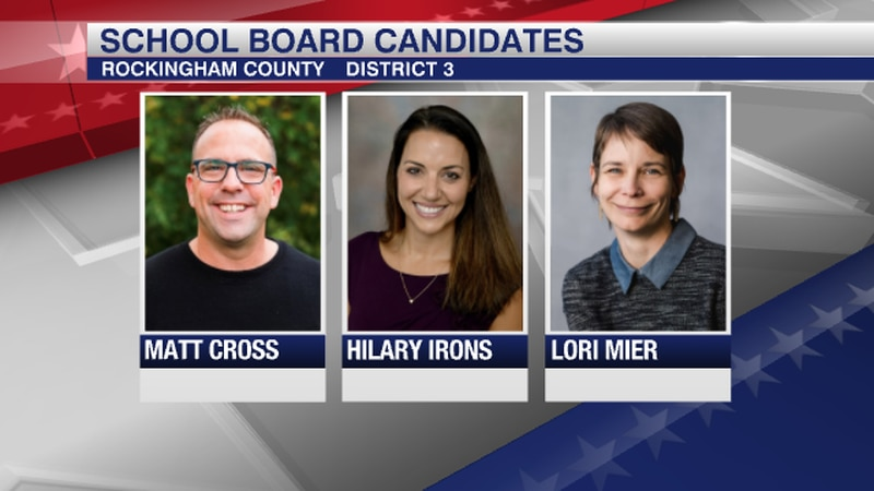 Election Day 2021: Rockingham County School Board District 3 Candidates