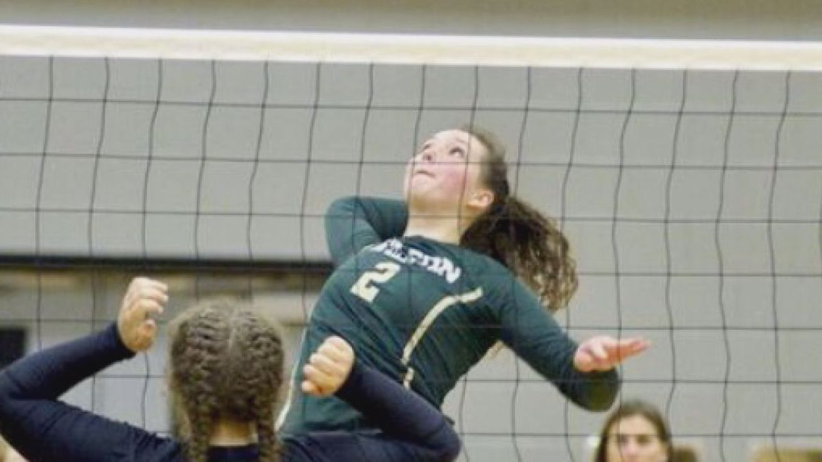 Burger King Student Athlete of the Week: Cassidy Davis - Wilson Memorial Volleyball