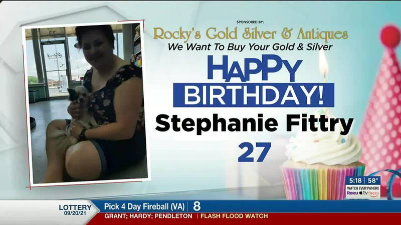 Birthdays and Anniversaries 9-21-21