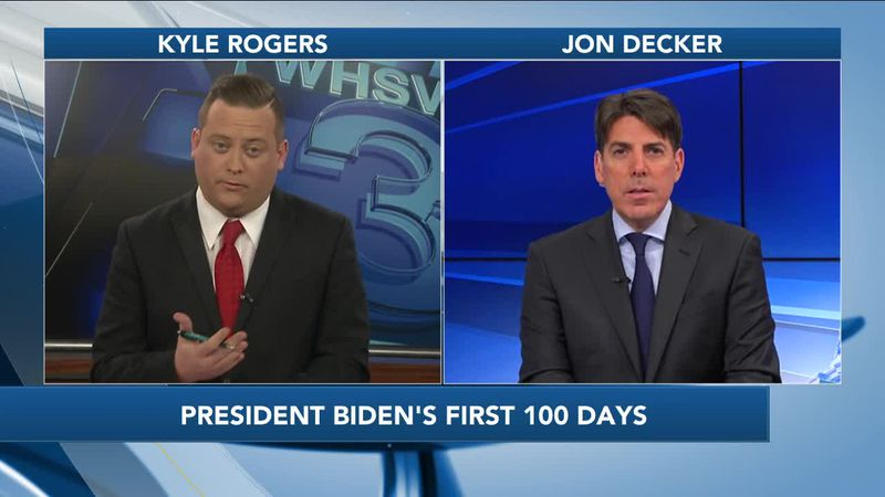 Jon Decker is the White House correspondent for WHSV-TV and Gray Television and he discusses...