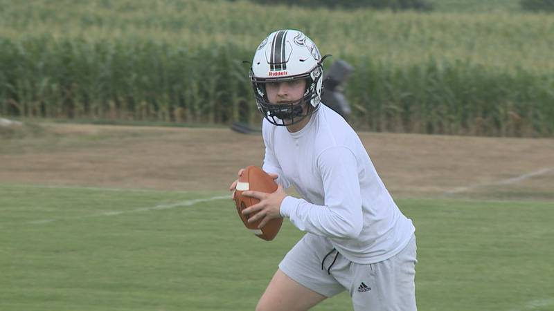 Turner Ashby is considered the favorite to win the Valley District this fall.
