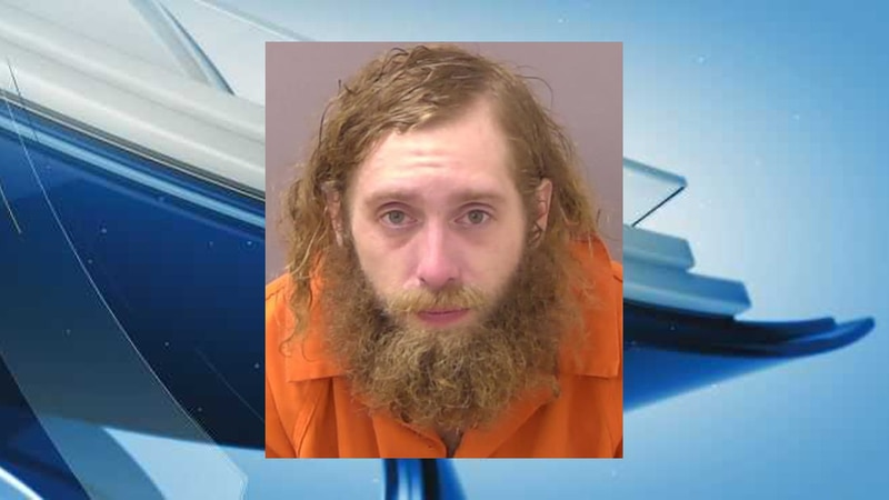 Greg Teele, 30, is wanted by the local police.