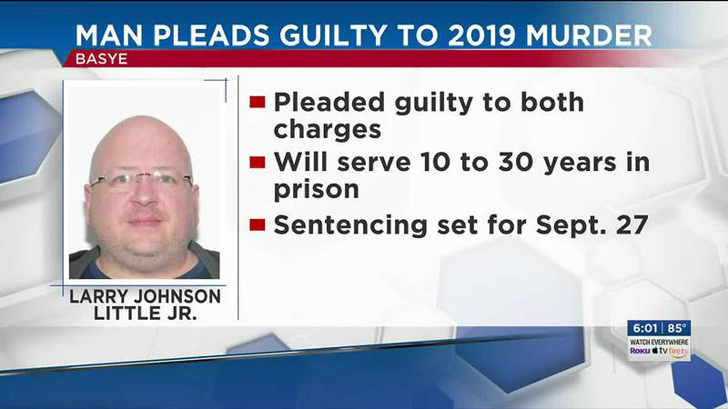 Shenandoah County man pleads guilty to 2019 murder