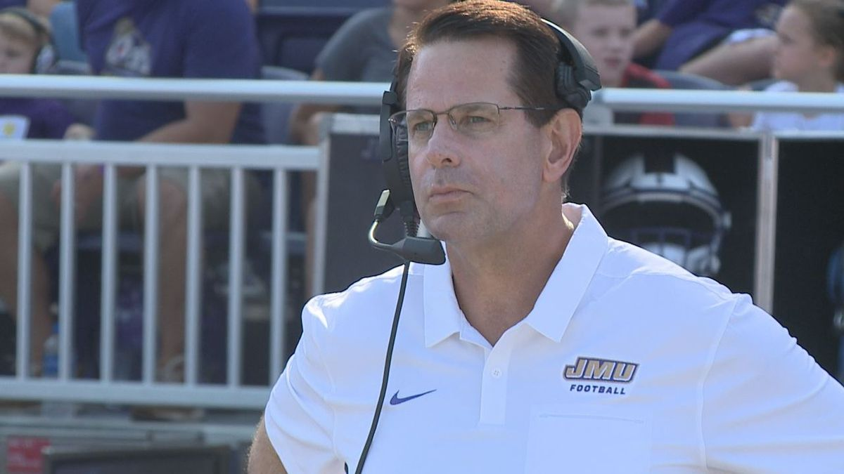 Head coach Curt Cignetti announced multiple coaching changes for the James Madison football...