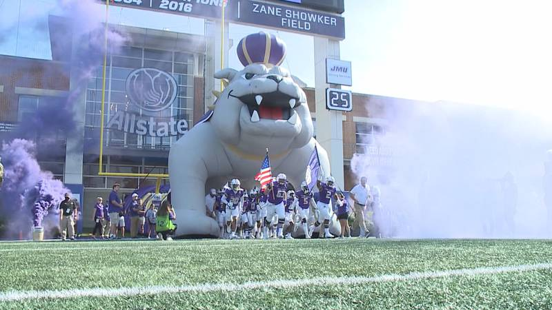 The first, official step in James Madison's potential move to the FBS could happen Friday...