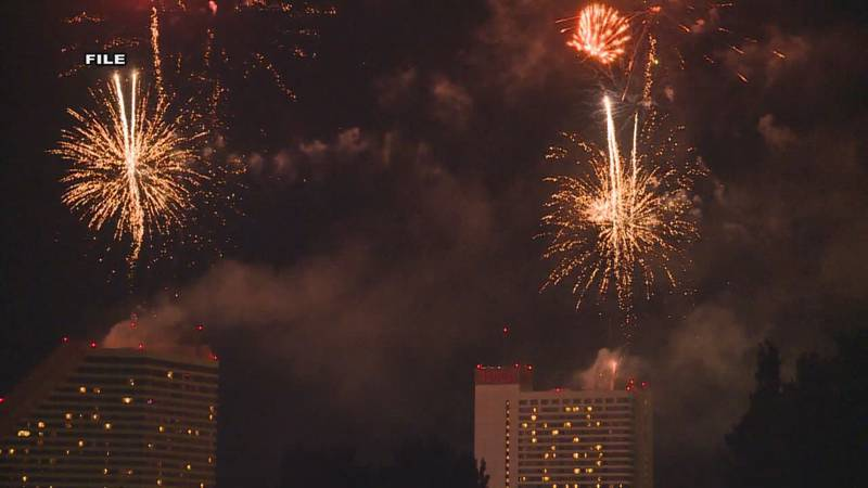 Pets and Fireworks Safety