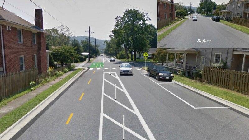 Waynesboro Greenway design plan