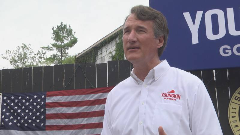 Republican nominee for Virginia governor Glenn Youngkin unveiled his Day One game plan Monday,...