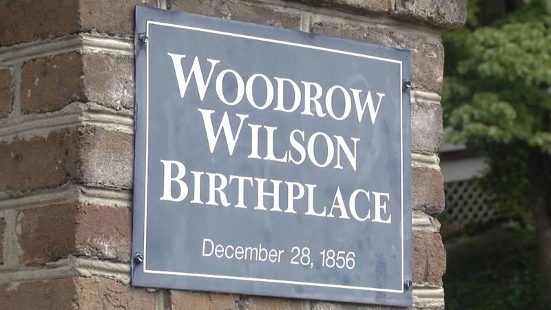 Woodrow Wilson Birthplace is located in Staunton, VA.