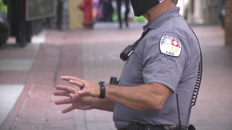 De-escalation tactics will be used when responding to 911 calls to alleviate any tension or...