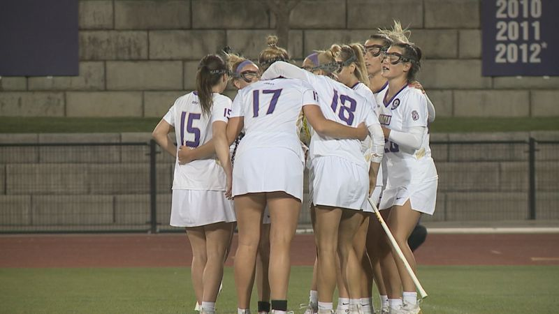 The James Madison women's lacrosse team carries momentum into the NCAA Tournament.