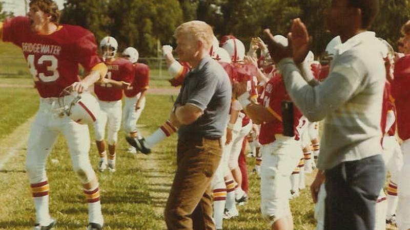 Former Bridgewater College football head coach John Spencer has passed away. (Photo Courtesy:...
