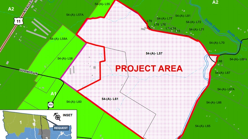 Rockingham County supervisors tabled a decision to approve a solar farm permit.