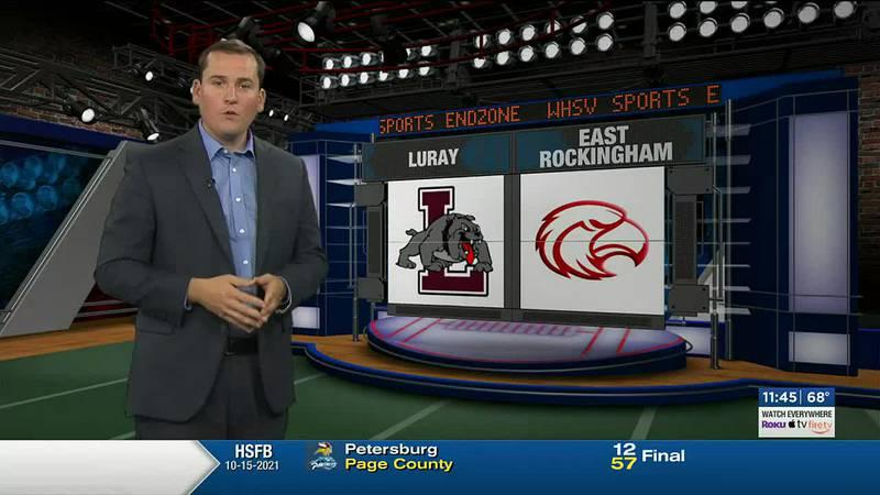 WHSV EndZone Week 8: Luray vs. East Rock