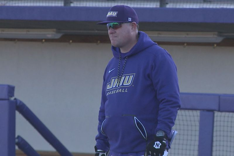 Marlin Ikenberry will remain as head coach of the James Madison baseball program through at...